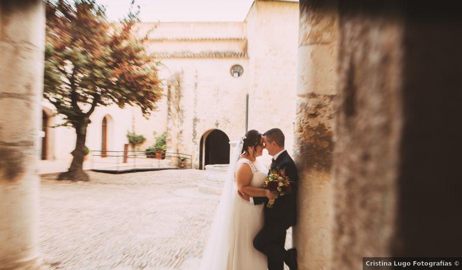 La boda de Rafael y Estefanía en Bornos, Cádiz