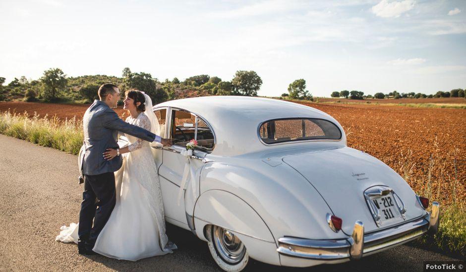 La boda de Cristian y Alba en Cuenca, Cuenca