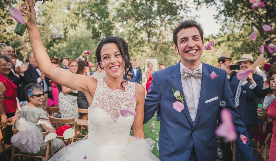 La boda de Javi y Alba en Campillo De Ranas, Guadalajara