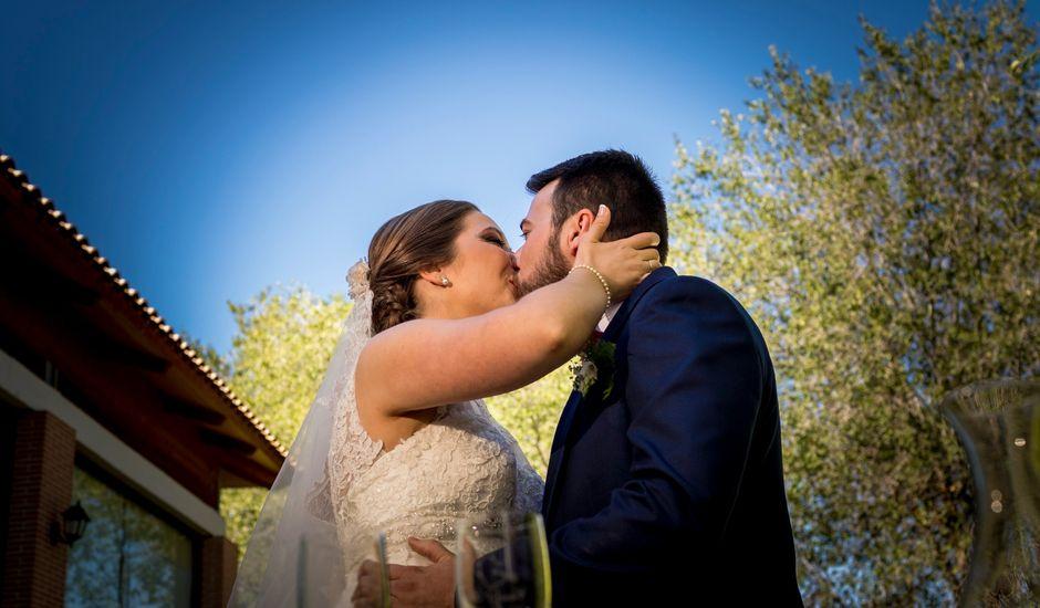 La boda de Cesar y Lidia en Urbanización Las Nieves, Toledo