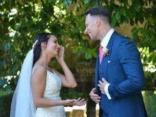 La boda de Silvia y Adam