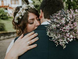 La boda de Estibaliz y Endika