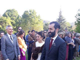 La boda de Carlota y Fran  3