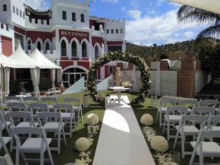 La boda de Jessica y Eliot 1