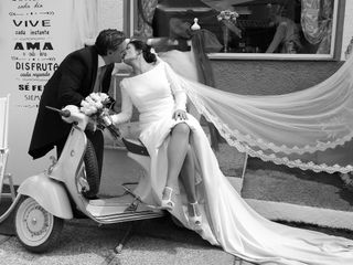 La boda de Pepa y Raúl
