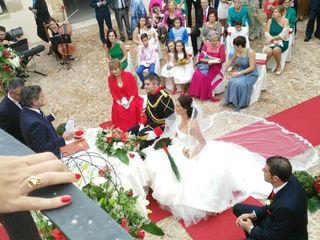 La boda de Ana y Juan Antonio