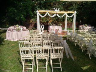 La boda de David  y Karla  1