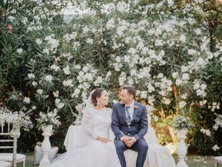 La boda de Tanya y Manolo