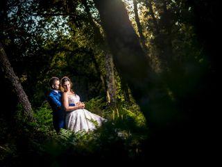 La boda de Rocío y Norberto