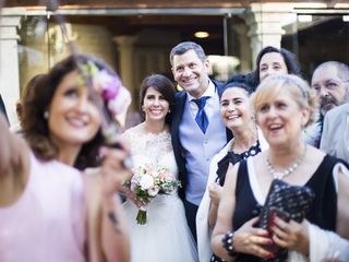 La boda de Iria y Juan