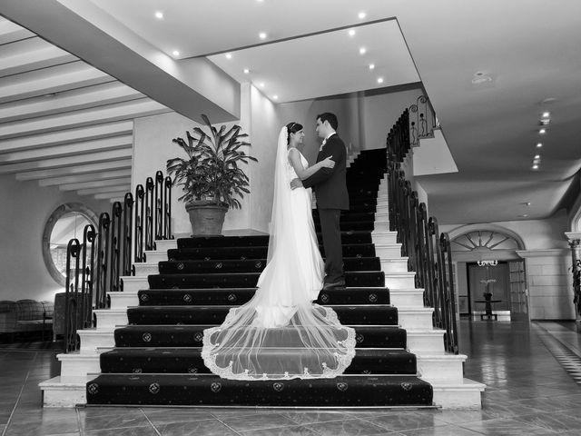 La boda de Henar y Bernar