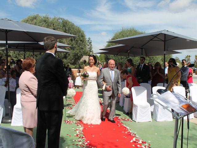La boda de Rafa y Verónica en Alacant/alicante, Alicante 9