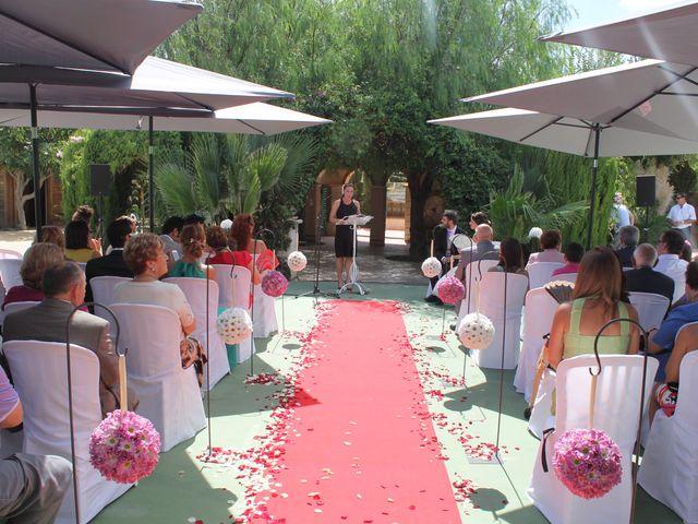 La boda de Rafa y Verónica en Alacant/alicante, Alicante 10