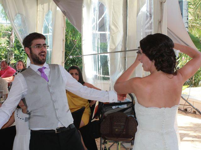 La boda de Rafa y Verónica en Alacant/alicante, Alicante 1