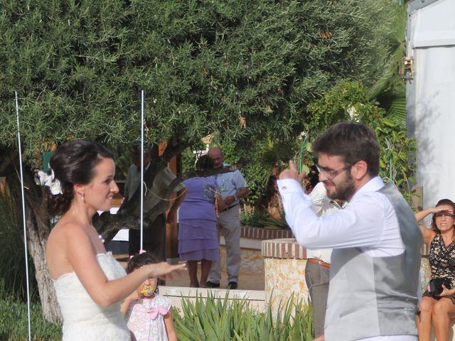 La boda de Rafa y Verónica en Alacant/alicante, Alicante 17