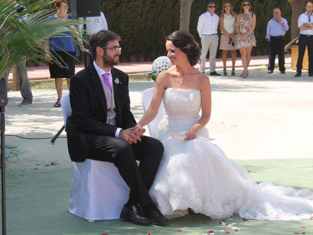 La boda de Rafa y Verónica en Alacant/alicante, Alicante 11