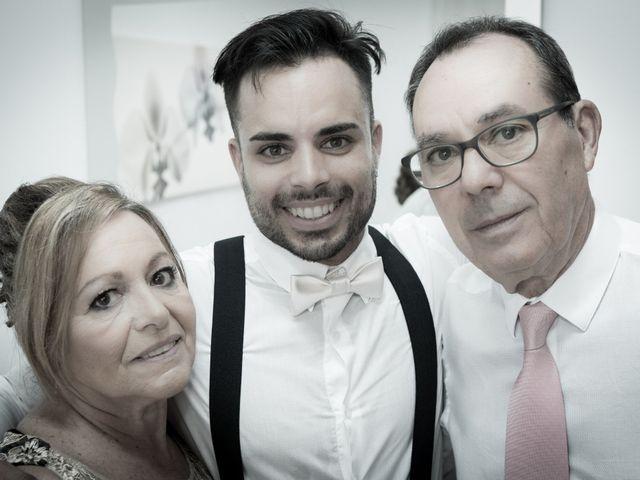 La boda de Luis y Carolina en Vilanova I La Geltru, Barcelona 6