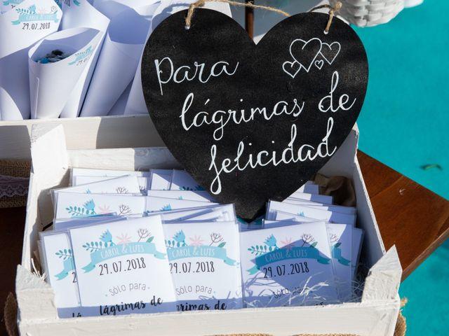 La boda de Luis y Carolina en Vilanova I La Geltru, Barcelona 20