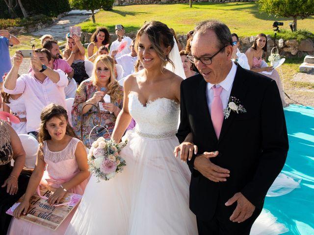La boda de Luis y Carolina en Vilanova I La Geltru, Barcelona 24