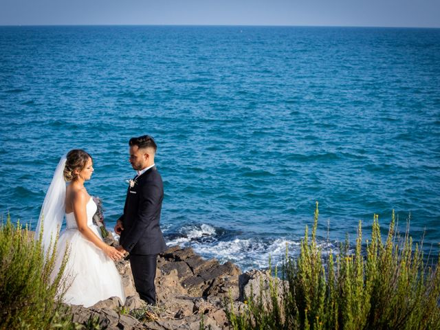 La boda de Luis y Carolina en Vilanova I La Geltru, Barcelona 32