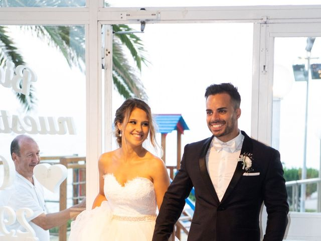 La boda de Luis y Carolina en Vilanova I La Geltru, Barcelona 43