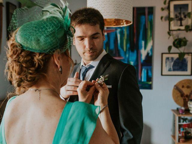 La boda de Endika y Estibaliz en Galdakao, Vizcaya 9
