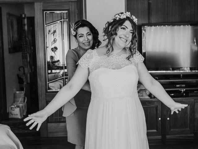 La boda de Endika y Estibaliz en Galdakao, Vizcaya 17