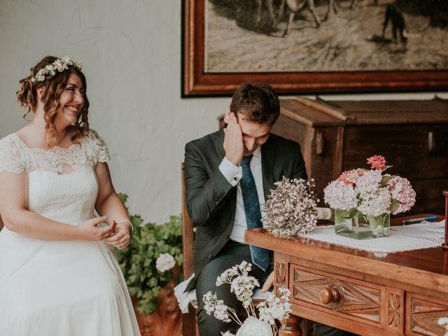 La boda de Endika y Estibaliz en Galdakao, Vizcaya 29
