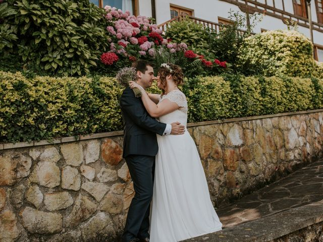 La boda de Endika y Estibaliz en Galdakao, Vizcaya 32