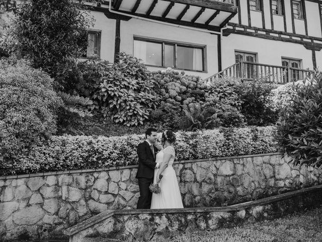 La boda de Endika y Estibaliz en Galdakao, Vizcaya 33