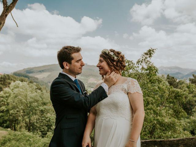 La boda de Endika y Estibaliz en Galdakao, Vizcaya 36