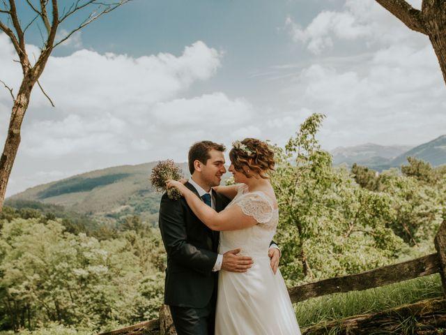La boda de Endika y Estibaliz en Galdakao, Vizcaya 37
