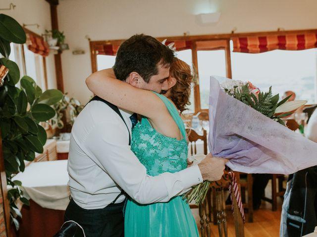 La boda de Endika y Estibaliz en Galdakao, Vizcaya 40