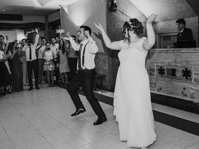 La boda de Endika y Estibaliz en Galdakao, Vizcaya 45