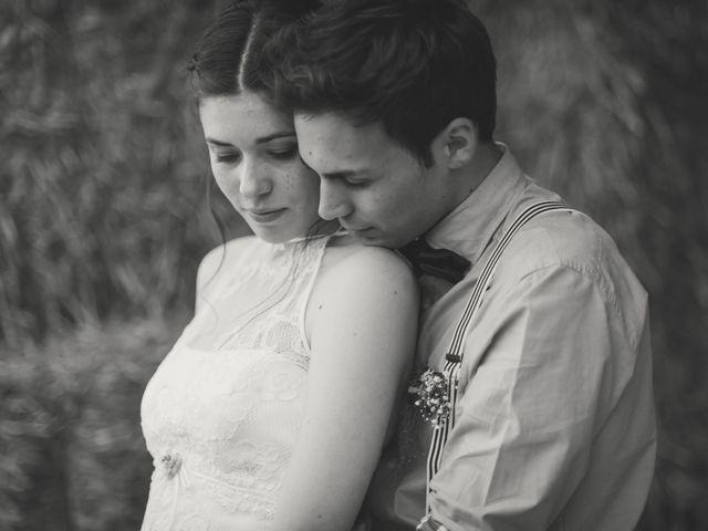 La boda de Miriam y Oriol