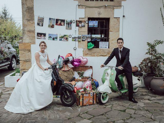 La boda de Victor y Ana en Arnuero, Cantabria 18