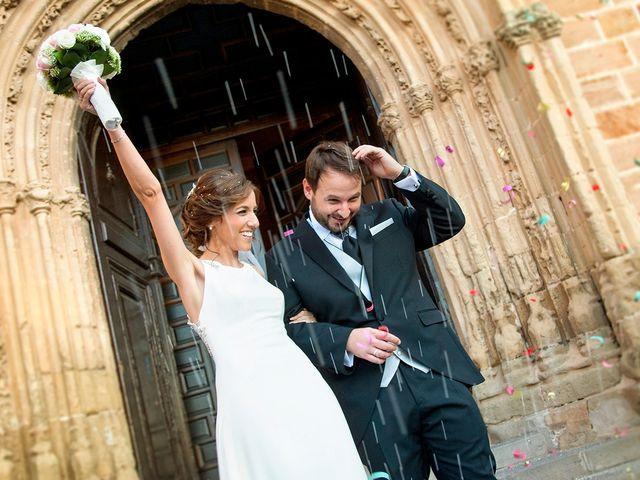 La boda de Jonatan y Yolanda en Linares, Jaén 24