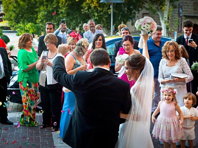 La boda de Jonatan y Yolanda en Linares, Jaén 35