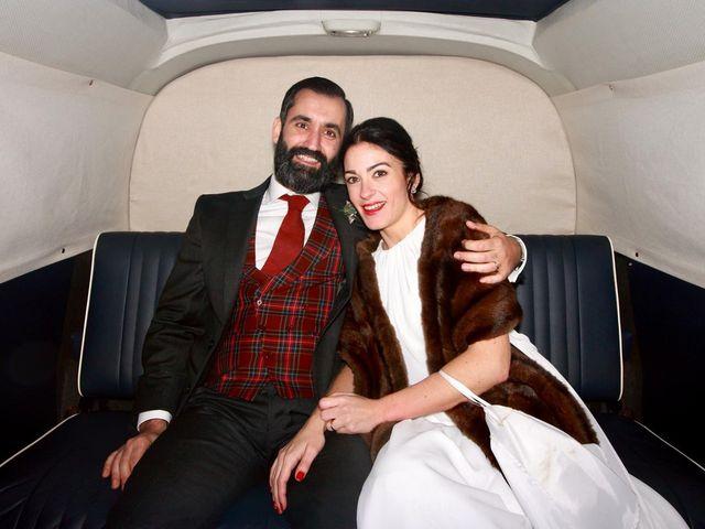 La boda de Carlota y Fran