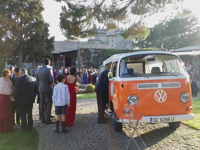 La boda de Fran  y Carlota en Nigran, Pontevedra 1