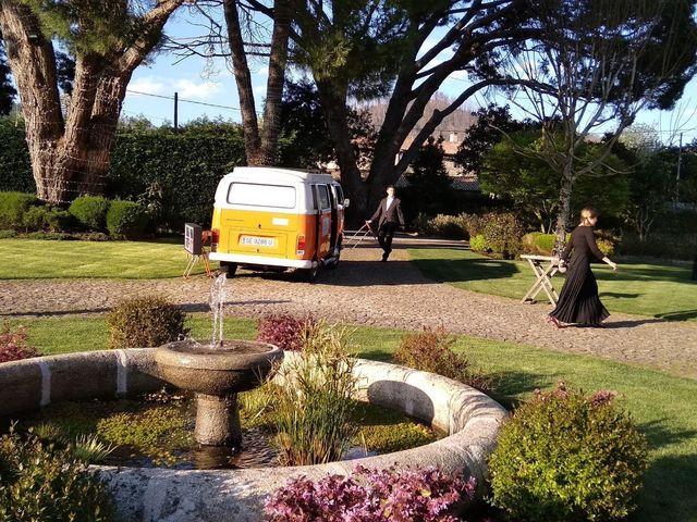 La boda de Fran  y Carlota en Nigran, Pontevedra 2