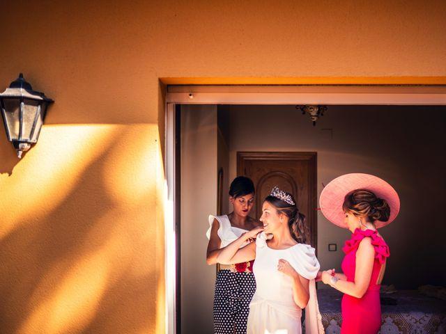 La boda de Erwan y Montse en Ávila, Ávila 23