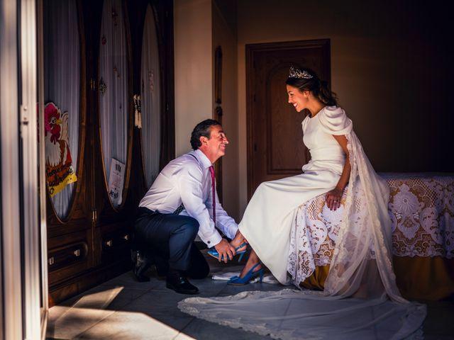 La boda de Erwan y Montse en Ávila, Ávila 24