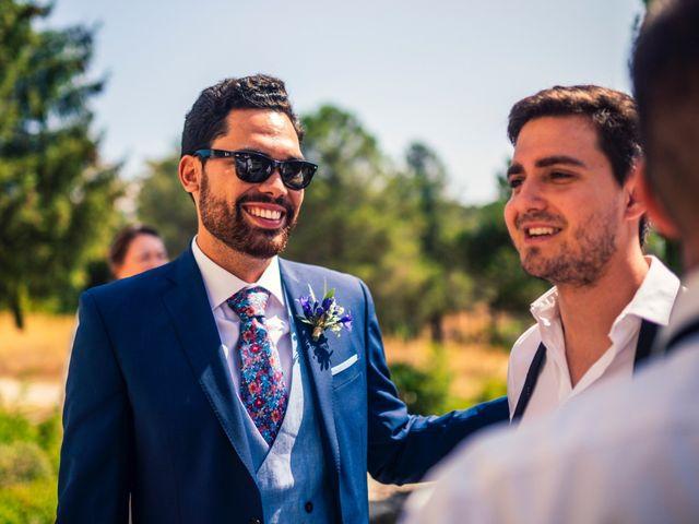 La boda de Erwan y Montse en Ávila, Ávila 30
