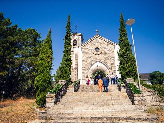 La boda de Erwan y Montse en Ávila, Ávila 31