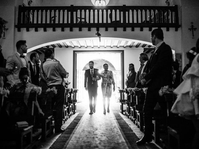 La boda de Erwan y Montse en Ávila, Ávila 32