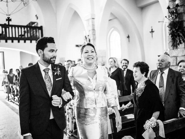 La boda de Erwan y Montse en Ávila, Ávila 33