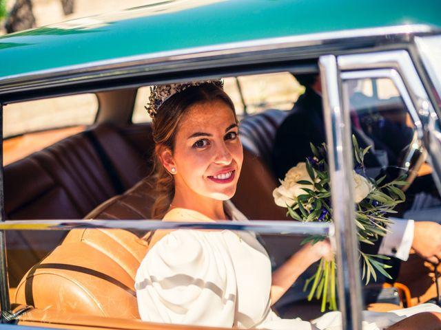 La boda de Erwan y Montse en Ávila, Ávila 34