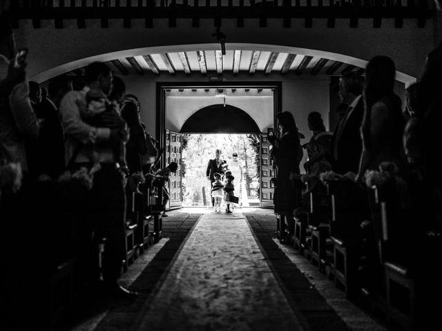 La boda de Erwan y Montse en Ávila, Ávila 36