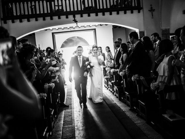 La boda de Erwan y Montse en Ávila, Ávila 37